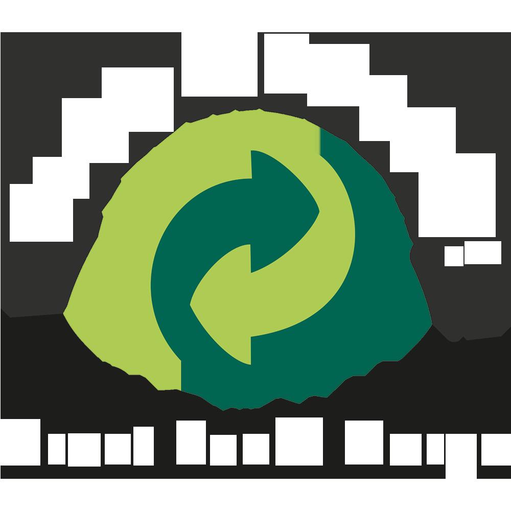 Grön punkt logo
